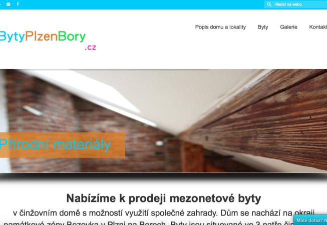 webdesign Plzeň